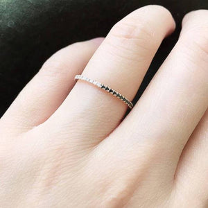 Yin Yang Eternity Band
