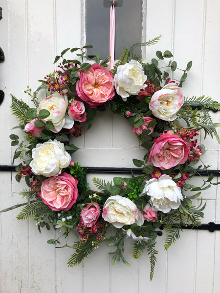 Heady Romance Wreath