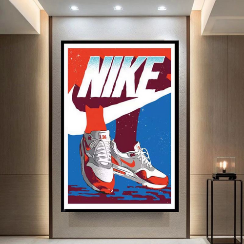 Affiche - SNEAKERS AIR