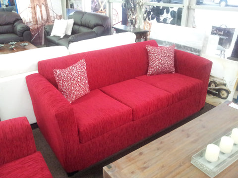 Honey Lounge 3 Seater + 2 Seater Australian made