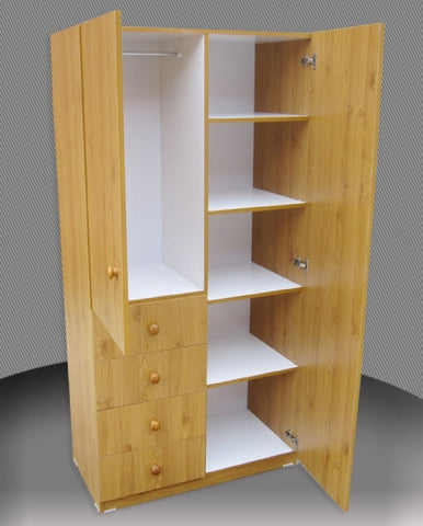 Ultra Storage Utility and Linen Cupboard