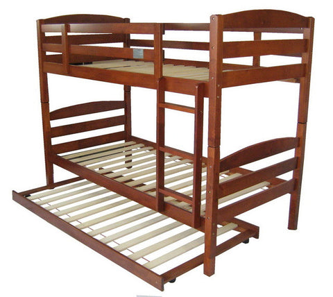 Cosmos Trundle Bed King Single