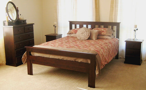 Baly Timber Bed