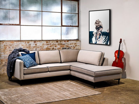 Ada 2.5 Seater Lounge with Chaise