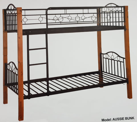 Aussie Bunk Bed Single