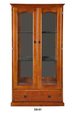 Vermont Glass Display Cabinet