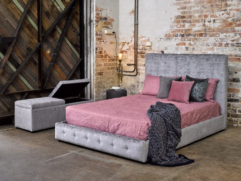 Eden Queen Bed