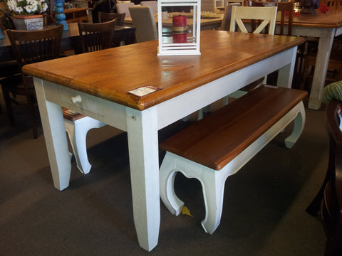 CLEARANCE Farm Yard Table