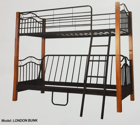 London Bunk Bed Single
