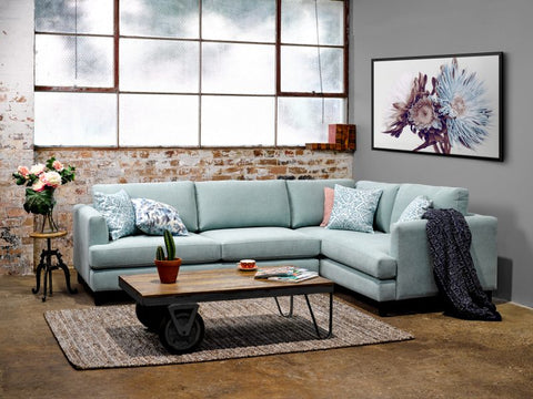 Mansfield 2 Seater Lounge (1 Arm)