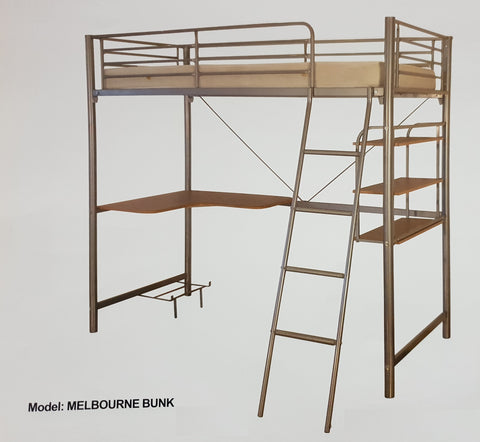 Melbourne Bunk Bed Single