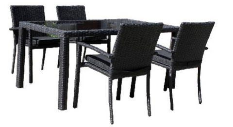 Milford 7 Piece Dining Set