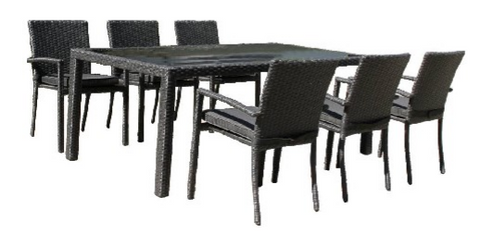Milford 9 Piece Dining Set