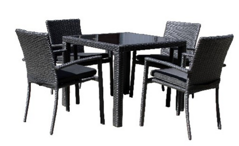 Milford 5 Piece Dining Set