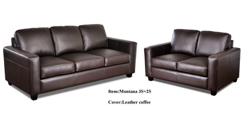 Montana Lounge in fabric