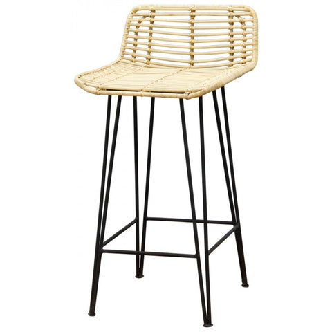 Rattan Isle Bar Stool