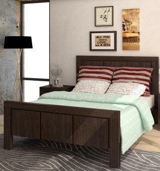 Macedon Queen Bed