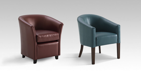 Windsor and Laurent Tub Chairs