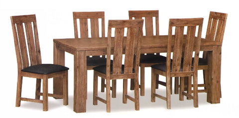 Carter Dining Setting 7 Piece