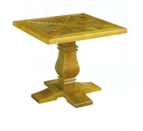 Cal Lamp Table