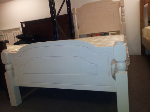 CLEARANCE Devine Timber Wash King Single Bed