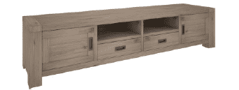 Sorrento TV Unit - 2 Drawers & 2 Doors
