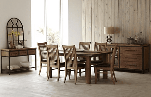 Ottomon Dining Set
