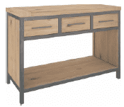 Ottomon Console Table