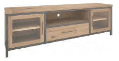Ottomon TV Unit - 1 Drawer & 2 Doors