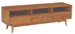 Ranger TV Unit - 3 drawers