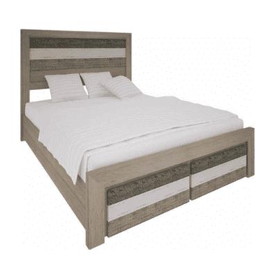 Reverie Bed with Storage