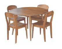 Ranger Round Dining Table Set