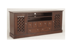 York 7 Drawer Entertainment Unit