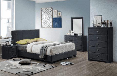 Ebony Bed