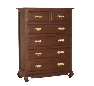 Seoul 6 Drawer Tallboy