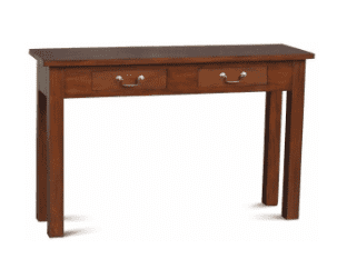 Tasmania Sofa Table - Straight Legs