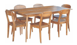 Ranger Dining Set