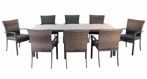 Gloster Casual Dining Setting