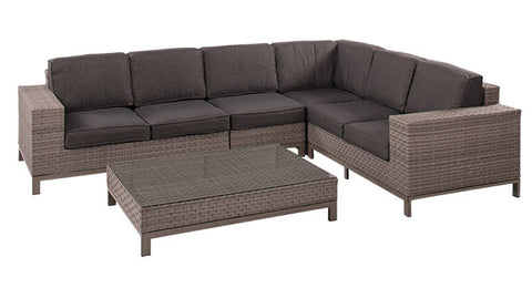 Hopetoun Modular Lounge 5 Piece Setting
