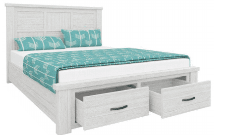 Shelley Bed with Storage Drawers