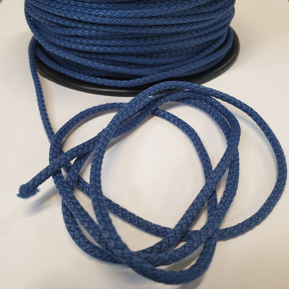 Blue Lagoon colour Cord-4mm