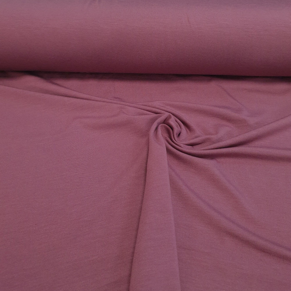 Old Rose - Bamboo/Cotton Spandex-220g