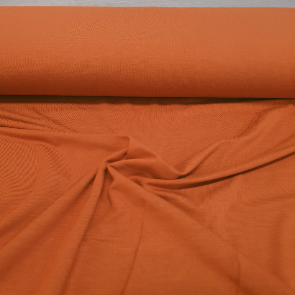 Load image into Gallery viewer, Rust - Bamboo Spandex-220g