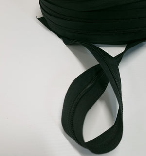 Zipper Tape- Black