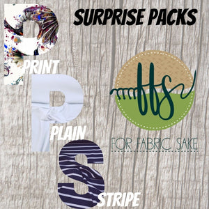 Load image into Gallery viewer, Surprise Packs - Print,Plain, Stripe