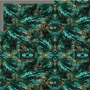 Load image into Gallery viewer, Aqua Abalone  - Custom Pre-order