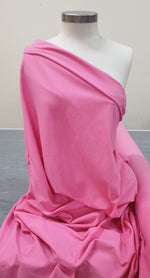 Candy Pink-  Cotton Spandex