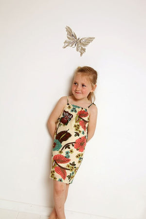 Summer Dress : 4-10 years
