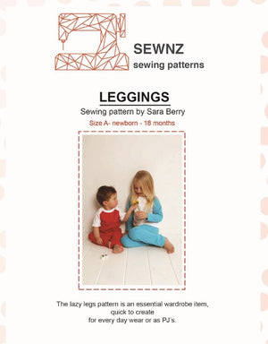 Load image into Gallery viewer, Leggings : NB -18 months