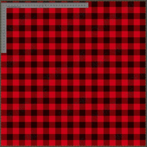 Load image into Gallery viewer, Plaid Red - Custom Pre-order